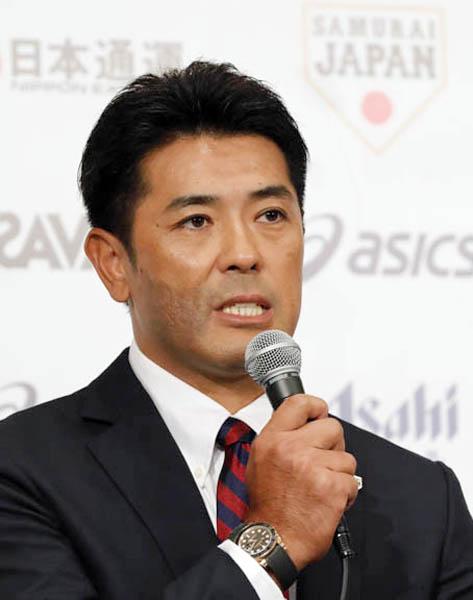 侍ジャパンメンバー28人発表!!......日米野球に出場する..巨人岡本、西武山川ら選出