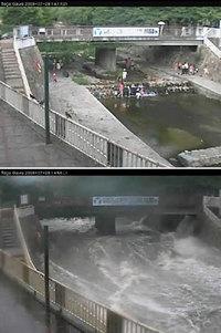 都賀川の事故