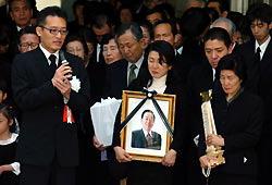 長崎市長葬式