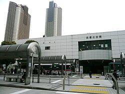 250px-JRmusashi-kosugiNorth