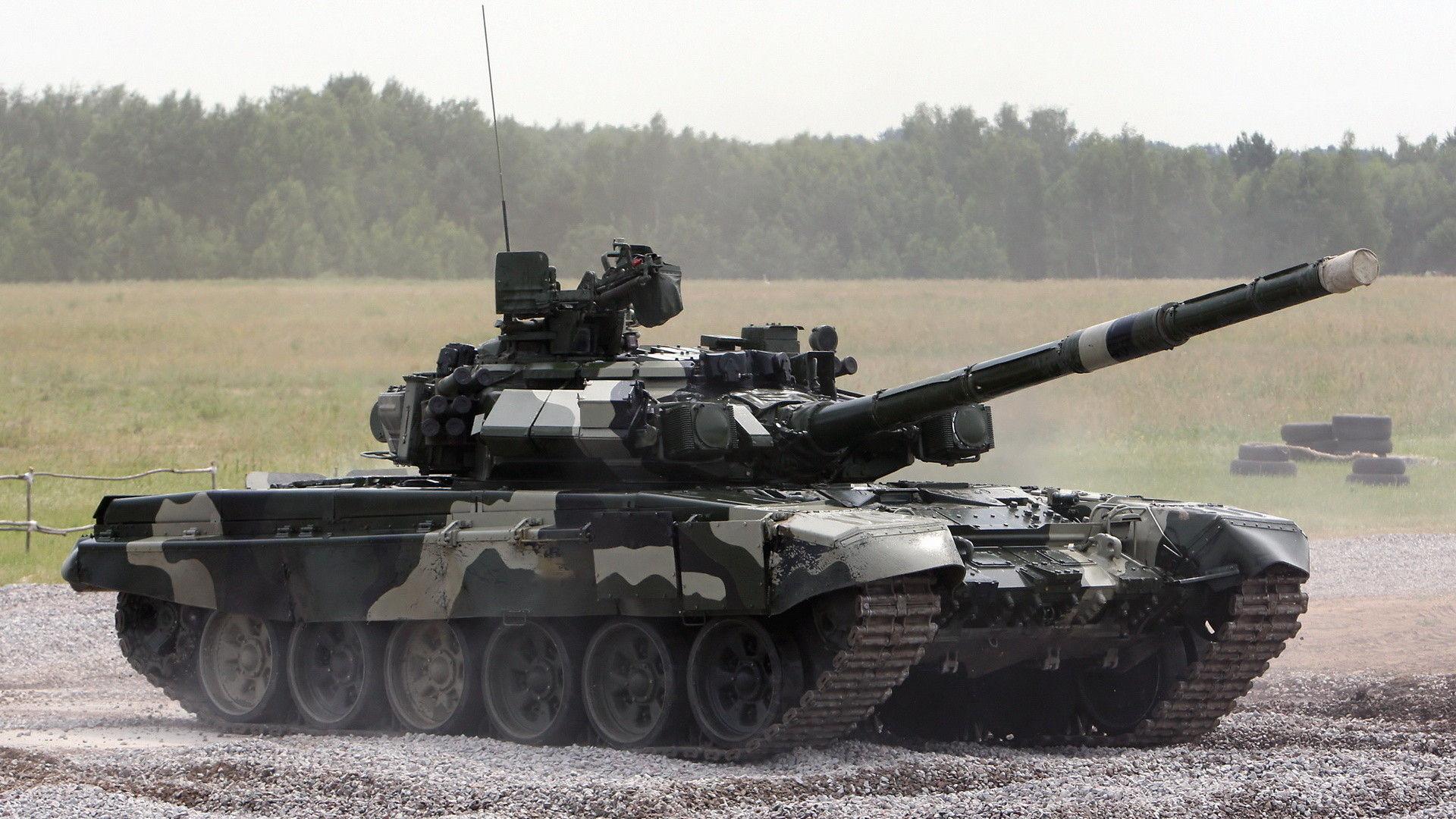 ロシア戦車