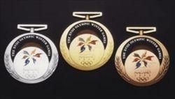 長野オリンピックの金メダル・銀メダル・銅メダル