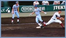 【仙台育英】クラッシャー渡部「大阪桐蔭から、次も頑張れと言われた。本気で優勝を狙います!」