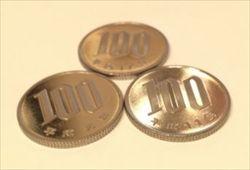 プルーフ硬貨100円