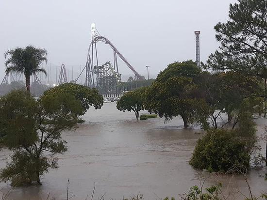 【画像】オーストラリア、大火事の次は大洪水に・・・