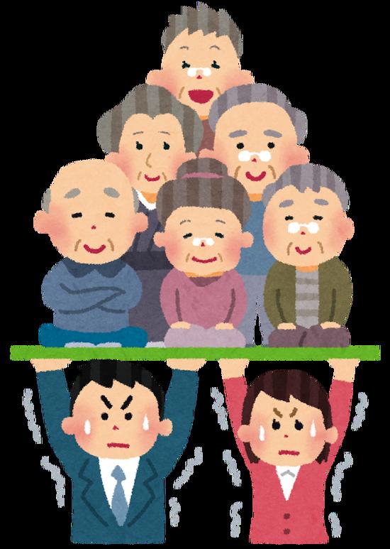 【悲報】日本の人口、もうガチでヤバくなる・・・・・