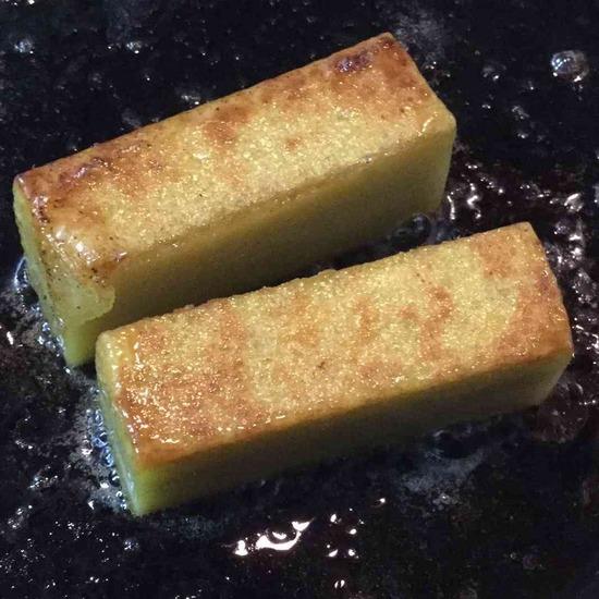 舟和の芋ようかんをバターで焼いてみた結果www