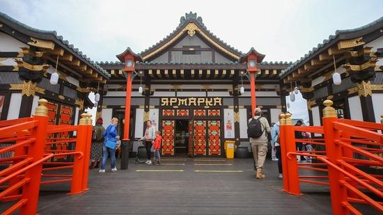 【画像】 ロシアが再現した古代日本をご覧くださいwwwwwwwww