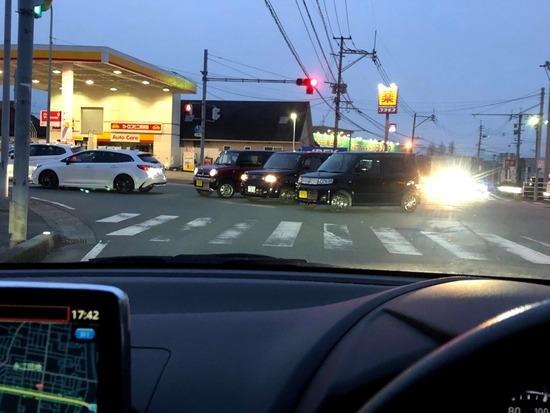 【画像】熊本の運転マナー、ついに一線を越えてしまうwwwwwwwww