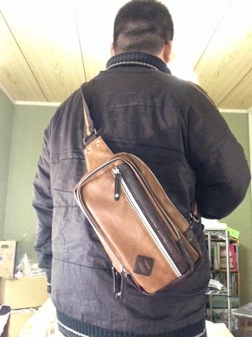 【画像】男でこうゆうバッグ使ってる奴マジだせぇよなwwwwwww