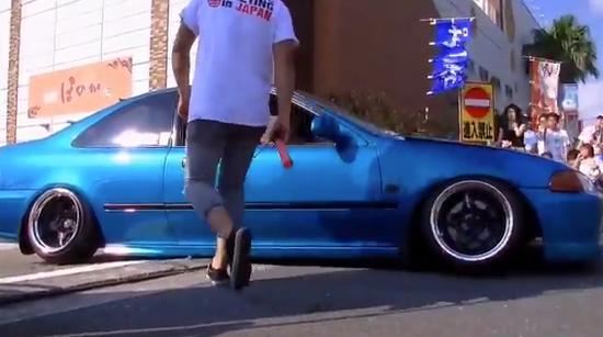 【動画】DQNさん、タイヤを改造した結果恥を晒してしまうwwwwwwwwwwww