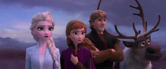 【画像】『アナと雪の女王2』のトレイラーが解禁されるwwwwwww