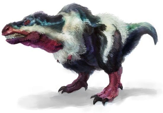 ぼく「ティラノサウルス格好いい」 敵「痛風が…」「最新の研究が…」「毛深カラダ…」