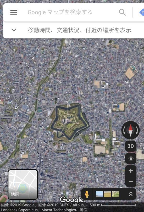 【画像】Googleマップで北海道見てたらヤバイの見つけたwwwwwwww