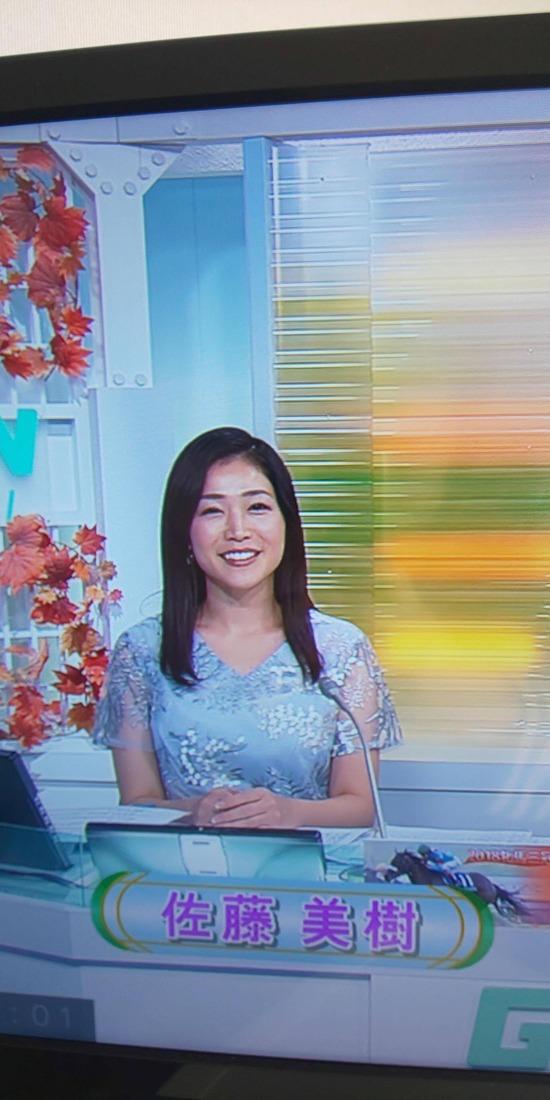 【画像】本日の佐藤美樹さん、美しすぎるwww