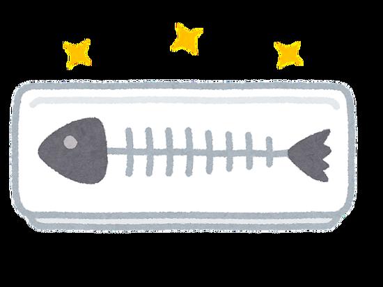 魚の骨やエビの尻尾が喉に刺さると命取りに!手術の可能性も。。。