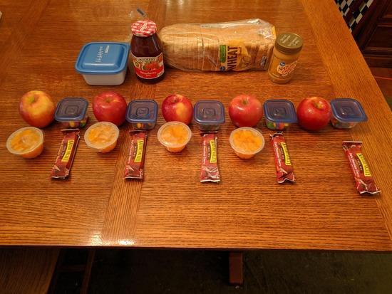 【悲報】アメリカ人が考えたヘルシーな食事、野菜が一切見当たらないwwwwww