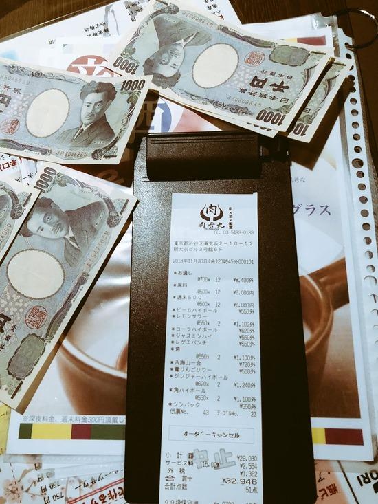 【画像】8400円のお通しを出す居酒屋さん、炎上wwwww