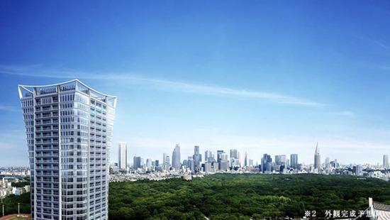 【画像】定借70年の高級分譲タワマン「パークコート渋谷ザタワー」の価格表が流出wwwwwwww