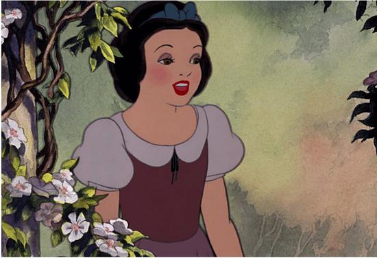 女さん「日本人の飼いた萌え絵キモい!ディズニーの白雪姫かわいい~!」