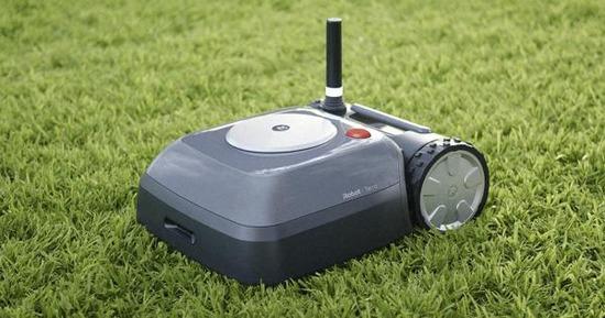 【画像】ルンバの次は芝刈り機「テラ」 アイロボット、欧米市場に参入!!