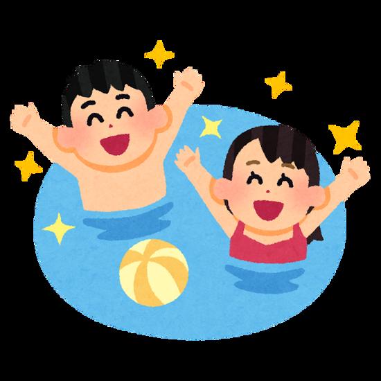 水泳後の体にまさかの影響が!! → その衝撃結果が・・・