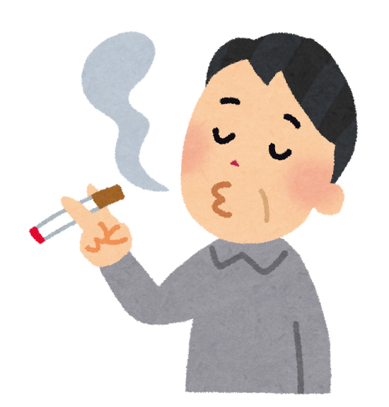 タバコやめたらプルップルの肺にもどるんか?