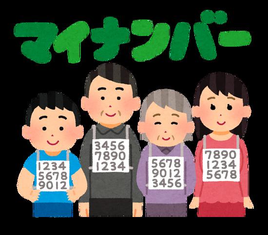 【悲報】マイナンバーさん、空気www