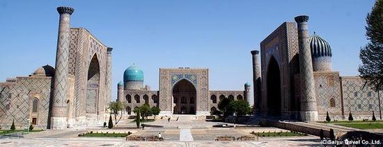 【画像】なんで君らってウズベキスタン行かないの?www