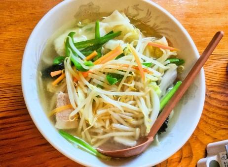 東京民「タンメン(湯麺)うめえwww」 大阪人「タンメン……?何それ……?」