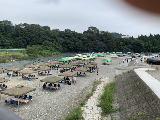 【画像】東京のBBQ場、満員になってしまうwwwwwwwwww