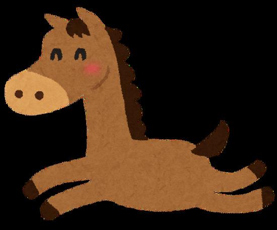 馬とかいう人間に都合が良すぎる生き物www