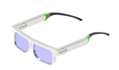 【画像】近視を治すメガネ開発へwww