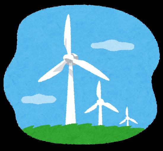 """""""海に浮く""""風力発電が響灘で実証運転スタート!4年後の実用化目指すwwwwwwww"""