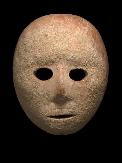9千年前の奇妙な石仮面が発見されるwww