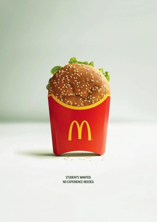 ベルギーの陰キャ「わざと間違えるマクドナルドの広告作ったwwインパクトあるっしょwww」