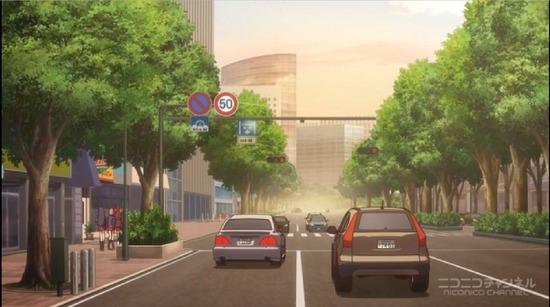 【画像】日本のアニメーターさん、交通ルールもまともに知らないwwwwwwww