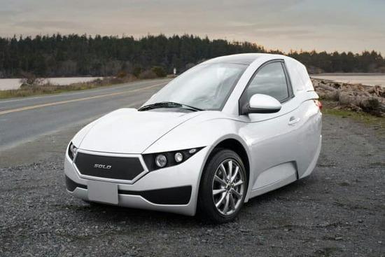 【画像】ヤバすぎるフォルムの電気自動車が見つかるwwwwwwwwww