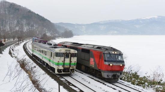 【悲報】JR北海道の直近3ヶ月の赤字がヤバすぎるwwwww