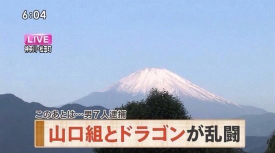 【画像】山口組、ドラゴンと乱闘www