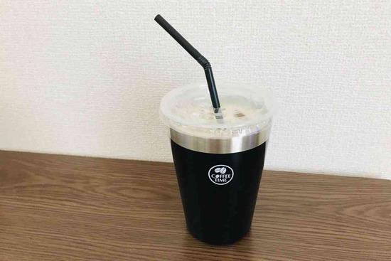 コンビニのコーヒー「氷を溶かさず数時間保つ方法」が最強すぎる件wwwww