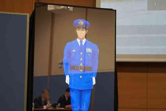 """【画像】セコム、""""バーチャル警備員""""を開発!人手不足対策で2020年の実用化を目指すwwwwwww"""
