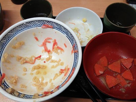 【画像】牛丼を「2倍」楽しむ方法がこちらww