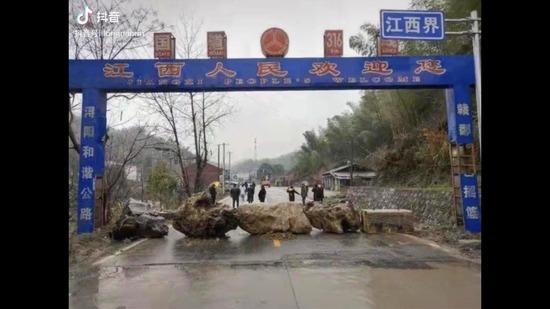 【画像】中国封鎖、力技過ぎてヤバいと話題に w w w