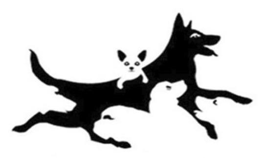この絵の中に犬は何匹見える?見えた犬の数で精神年齢がわかるという心理テストwww