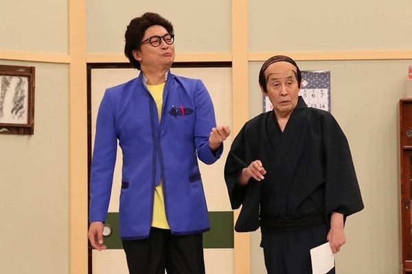 【悲報】「おじゃMAP」で香取慎吾と欽ちゃんが共演した結果wwww
