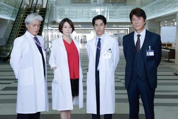 【驚愕】米倉涼子「ドクターX」視聴率がスゲーことになってるwwwwwwの画像