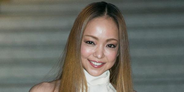 40歳になった安室奈美恵さんの修正無し画像・・・40に見えねぇwwwww(※画像あり)