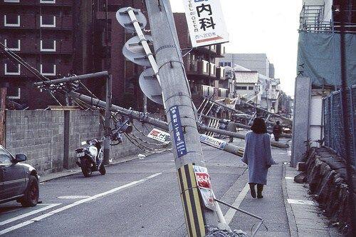 NHKが公開した『阪神大震災』の映像が衝撃的すぎる…(※動画あり)