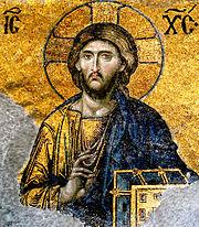 180px-Jesus-Christ-from-Hagia-Sophia